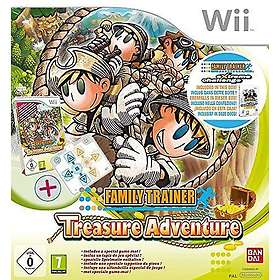 Family Trainer: Treasure Adventure (incl. Mat)