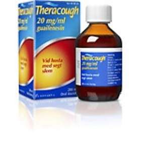 Cederroth Theracough Flytande 200ml