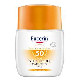 Eucerin Sun Face Mattifying Fluid SPF50 50ml