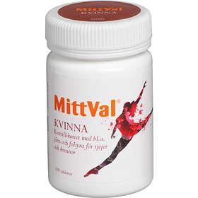 Recip MittVal Kvinna 100 Tabletter