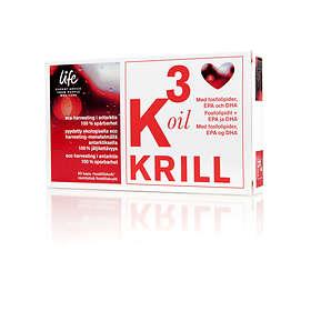 Life Krill Oil 60 Kapsler