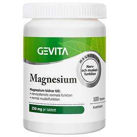 Gevita Magnesium 100 Tabletter