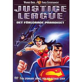 Justice League: Vol 3 - Det förlorade paradiset