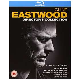 Clint Eastwood: The Director's Collection (UK)