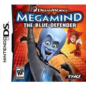 Megamind: The Blue Defender (DS)