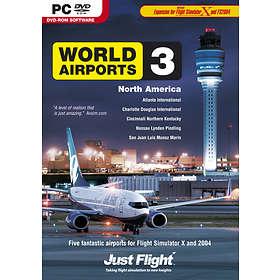 Flight Simulator X/2004 Expansion: World Airports 3
