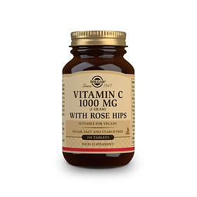 Solgar Vitamin C 1000mg 100 Capsules