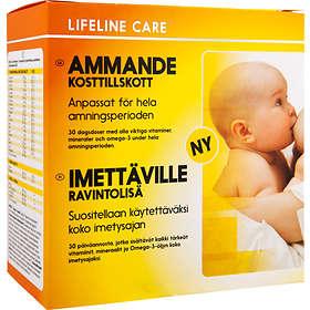 Lifeline Kosttillskott Till Ammande 30 Tabletter