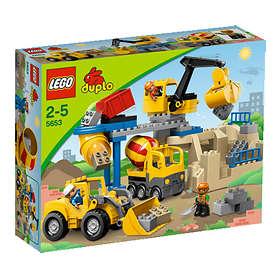 LEGO Duplo 5653 La carrière