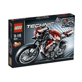 LEGO Technic 8051 Motorcykel