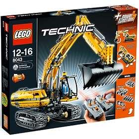 LEGO Technic 8043 Motoriserad Grävmaskin