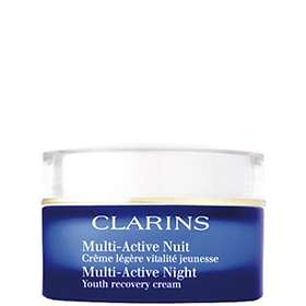 Clarins Multi-Active Night Youth Recovery Comfort Cream Dry Skin 50ml