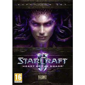 StarCraft II Expansion: Heart of the Swarm