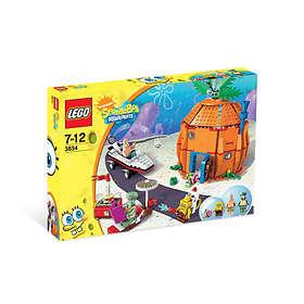 LEGO SpongeBob Squarepants 3834 Good Neighbors
