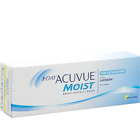 Johnson & Johnson 1-Day Acuvue Moist for Astigmatism (30-pakning)