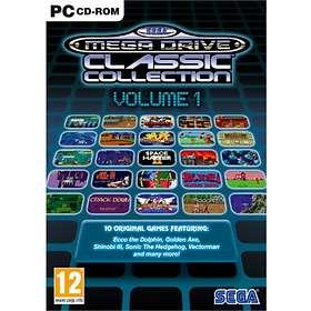 SEGA MegaDrive Classic Collection: Volume 1
