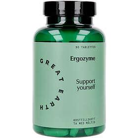 Great Earth Ergozyme 90 Tabletter
