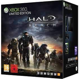 Microsoft Xbox 360 Slim 250Go - Halo Reach Collector Edition