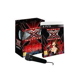 The X Factor (+ Microphone) (PS3)