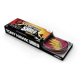 Tony Hawk: Shred (+ SkateBoard) (Wii)