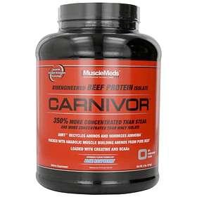 Musclemeds Beef Protein Carnivor 2kg