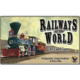 Eagle Games Railways of The World: Kortspill