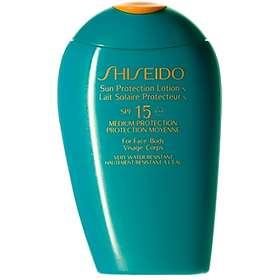 Shiseido Suncare Sun Protection Lotion SPF15 150ml