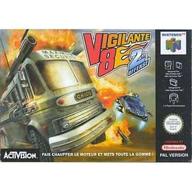 Vigilante 8: 2nd Offense (N64)
