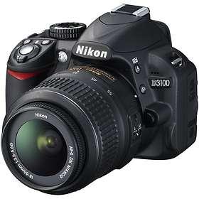 Nikon D3100 + 18-55/3,5-5,6