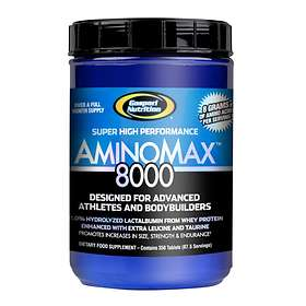 Gaspari Nutrition AminoMax 8000 350 Tablets