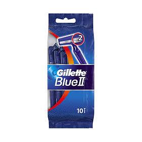 Gillette Blue II Disposable 10-pakning