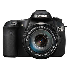 Canon EOS 60D + 15-85/3,5-5,6 IS