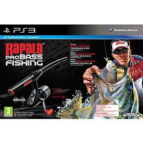 Rapala Pro Bass Fishing (+ Canna) (PS3)