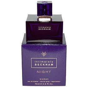 Find The Best Price On David Beckham Intimately Night For Her Edt