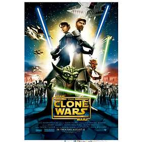 Star Wars: The Clone Wars Säsong 2 Vol 1