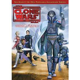 Star Wars: The Clone Wars Säsong 2 Vol 3