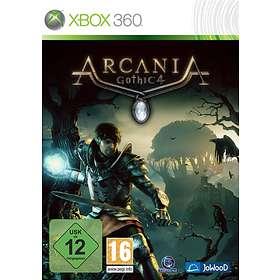 Arcania: Gothic 4 (Xbox 360)