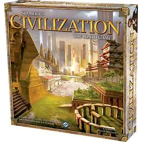 Fantasy Flight Games Sid Meier's Civilization: The Board Game