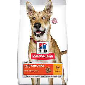 Hills Canine Science Plan Performance Adult 1+ 12kg