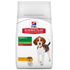 Hills Canine Science Plan Puppy <1 Healthy Development Medium 12kg