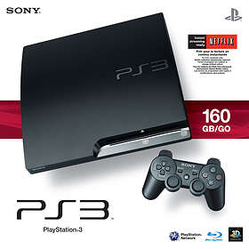 Sony PlayStation 3 Slim 160Go