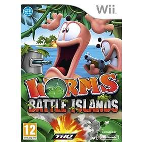 Worms: Battle Islands (Wii)