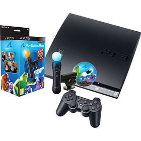 Sony PlayStation 3 Slim 320Go (+ PlayStation Move Starter Pack)