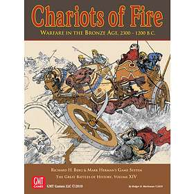 GMT Games Chariots of Fire