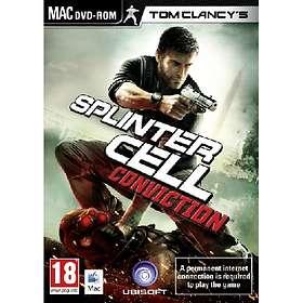 Tom Clancy's Splinter Cell: Conviction (Mac)