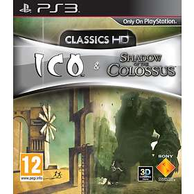 ICO / Shadow of the Colossus - Collection (PS3)