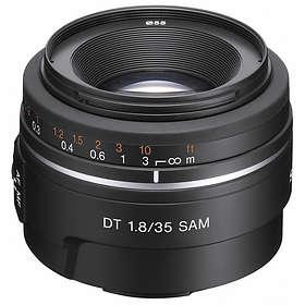 Sony DT 35/1,8 SAM