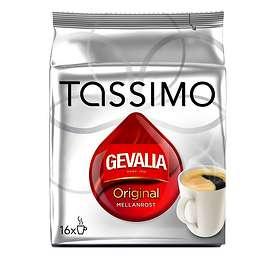 Gevalia Tassimo Original Mellanrost 16st (kapslar)