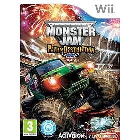 Monster Jam: Path of Destruction (Wii)