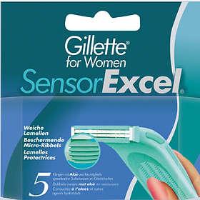 Gillette Venus Sensor Excel For Women 5-pack